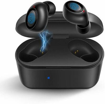 Best True Wireless Earbuds 2019, CRSCN TWS Bluetooth 5.0