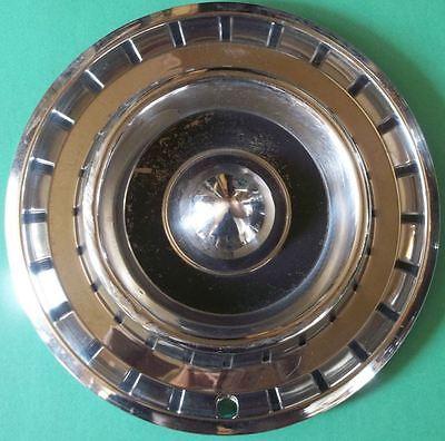 1958 Chrysler Windsor and Saratoga 14 Inch Hub Cap Wheel Cover Hubcap Original D