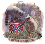 Betty's Dixie T-Shirts