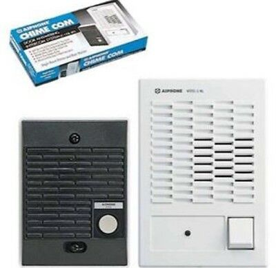 Aiphone C-123L/A Chime Single Door InterCom System for sale  Shipping to Canada