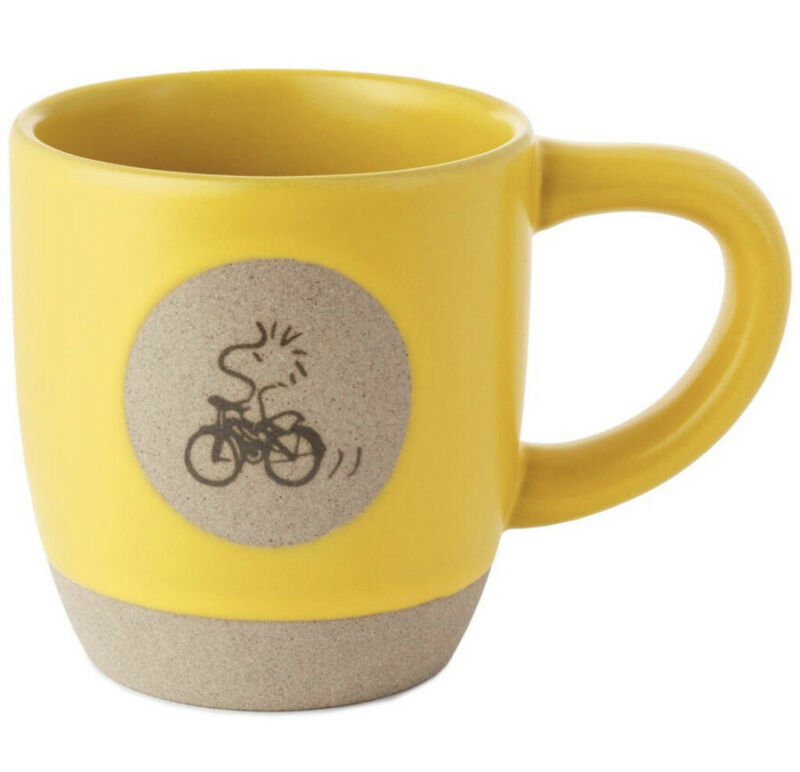 Peanuts Woodstock EARLY BIRD Ceramic Mug, 12 oz. by Hallmark