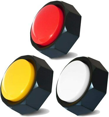 Recordable Button-pet Training Buzzer-answer Button-record Playback