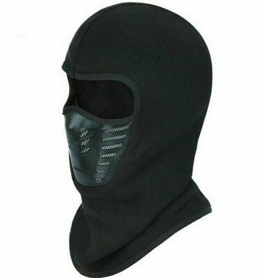 Balaclava Thick Warm Beanies Men Women Winter Hats Sleeve Caps Snow Ski Mask