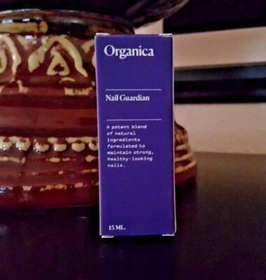 Organica Nail Guardian Serum For Nails And Toenails Nib And Free Sample