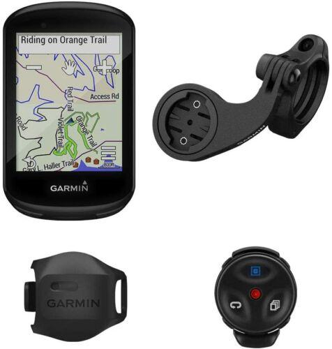 Garmin Edge 830 GPS Cycling Computer (MTB Bundle), Excellent