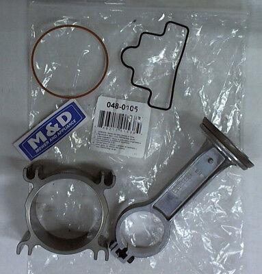 Genuine Powermate Sanborn Piston Cylinder Replacement Repair Kit 048-0105