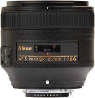 AF-S Nikon 85 1.8 Nikkor Objektiv neuwertig! Köln - Bayenthal Vorschau
