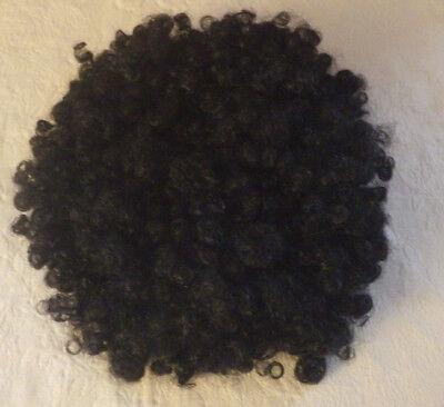 Halloween Costumes Black Curly Hair (Black Curly Hair Wig Halloween)