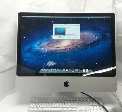 "Apple iMac 9,1 24"" Core 2 Duo 2.66Ghz 4GB / 1TB MAC OSX"