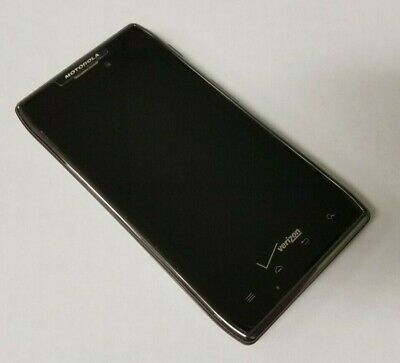 Motorola Droid Razr Maxx Verizon Prepaid  Android Smartphone 16GB Black