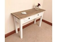 Brand New Pine Console Table ***£119***