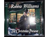 ROBBIE WILLIAMS : CHRISTMAS CD