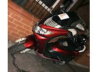 125cc moped elystar