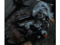 classic car ford escort mk1 /anglia/ cortina /1300 ? engine to clear as spares /also have g/box