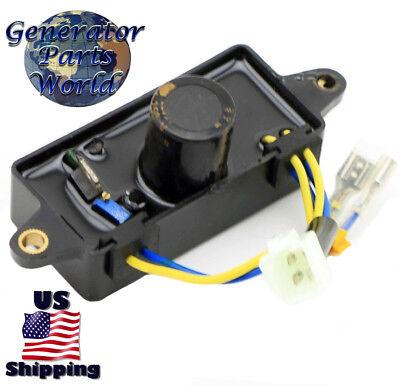 Champion Avr For 46516 46517 02100007 Cpe Generator Square Voltage Regulator