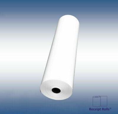 36 X 150 24 White Bond Plotter Paper For Wide Format Inkjet Printers 4 Rolls