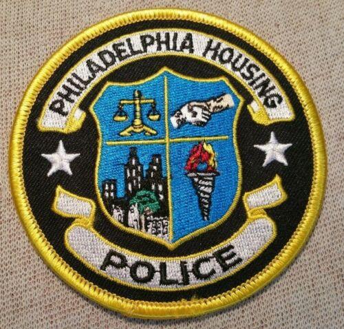 PA Philadelphia Pennsylvania Housing Police Patch
