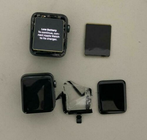 Apple Watch Series 2/3/4 Screen Glass Digitizer Replacement REPAIR SERVICE
