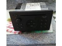 CD radio for Vauxhall 2000 to 2006