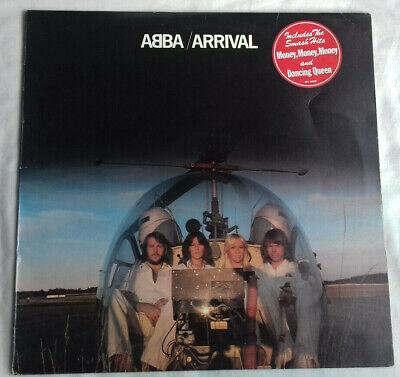 "Abba - Arrival - 1976 12"" vinyl album"