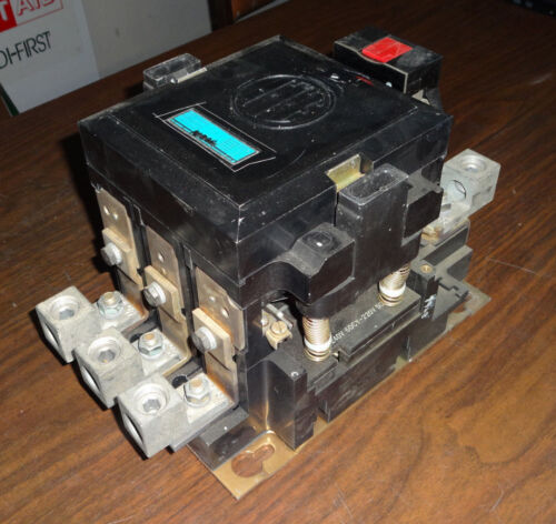 New ITE Size 4 Contactor A123F 600V 240V Coil 150A