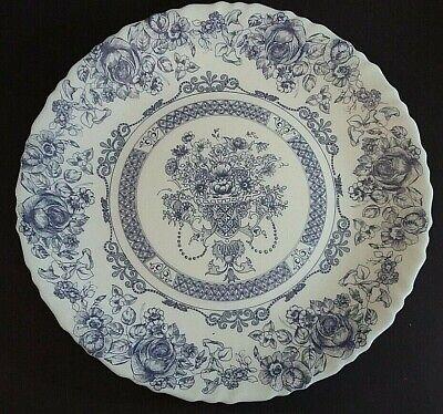 """Arcopal Honorine 10 3/4"""" Dinner Plate"""
