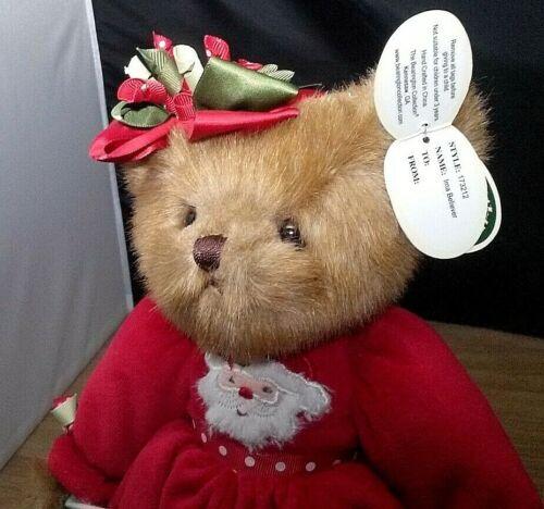 "Bearington Ima Believer 14"" Bear Private listing for tawne77"