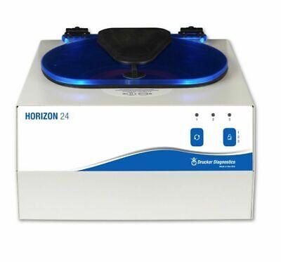 New Drucker Horizon 24 Horizontal Rotor Centrifuge 3400 Rpm 00-284-009-000