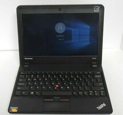 Lenovo ThinkPad X140e 11.6 in (8GB RAM, 300GB HDD AMD A4 1.5GHz) Windows 10 Pro