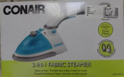 Conair 2 in 1 Fabric Steamer