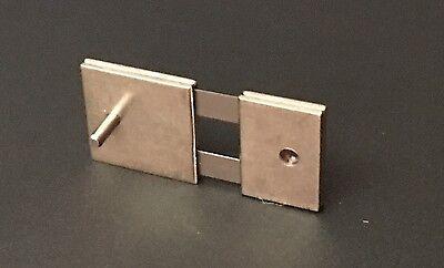 Pendelfeder Wanduhr Tischuhren Stiftabstand 12,5 Stärke 0,05 | weitere Artikel