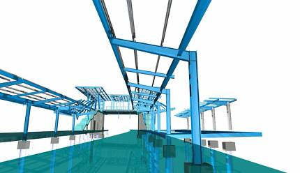 Revit Structural Drafting Services Sydney City Inner Sydney Preview