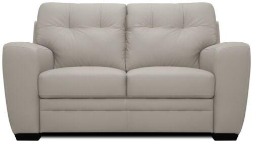 Argos Home Ava Compact 3 Seater Fabric Sofa Light Grey Ebay