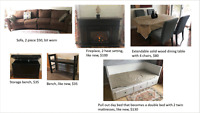 Furniture for Sale : Mississauga (Meadowvale)