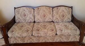 3 seater and 1 seater couches North Ryde Ryde Area Preview