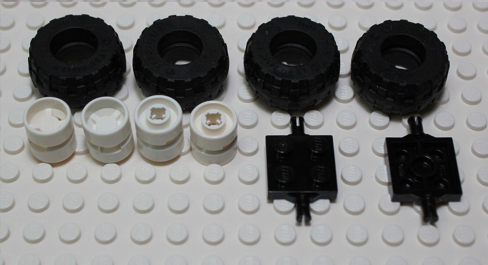 2 x Lego Grey RIM Ø 14.58 X 8-4590443 Parts /& Pieces