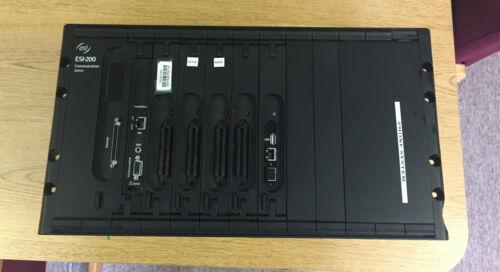 ESI Communications Server 200 ESI-200 Base Cabinet 4500-1003 KSU
