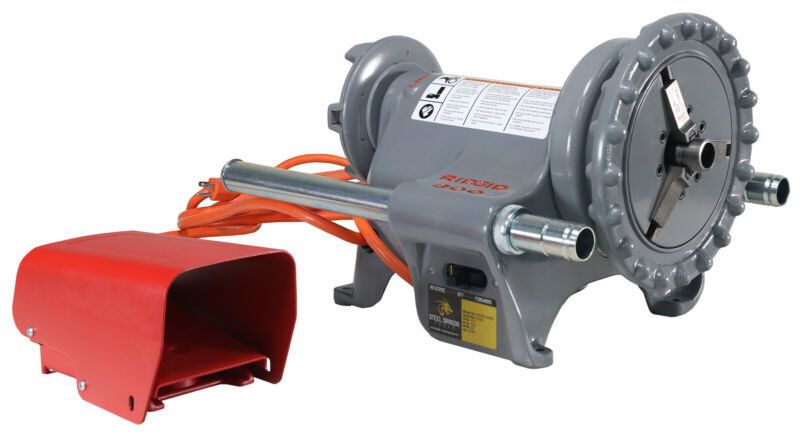 Reconditioned RIDGID® 300 Power Drive Pipe Threading Machine Switch 41855