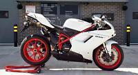Ducati 848 by UK Sports & Prestige, Knaresborough, North Yorkshire