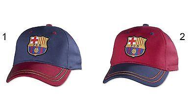 Fc Barcelona Soccer Hat Cap  Official Adjustable Licensed Product