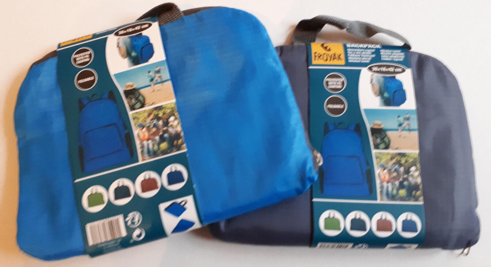 Faltbar Leichtgewicht Reisen Rucksack Tasche Camping Wandern