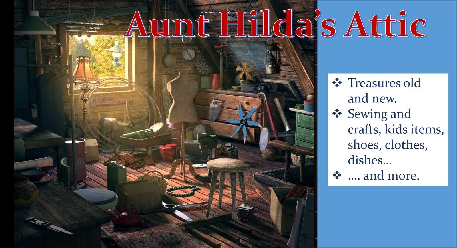 Aunt Hilda's Attic