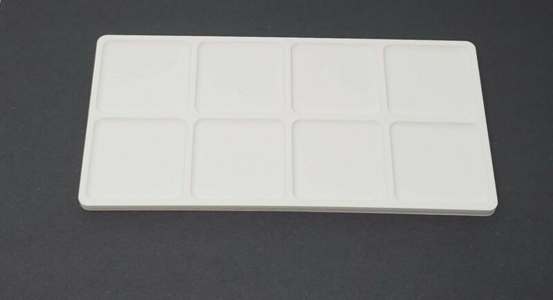 Painter Watercolor/Oil Paint White Mixing Palette FREE SHIPPING