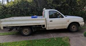 Ford Courier Ute Millicent Wattle Range Area Preview
