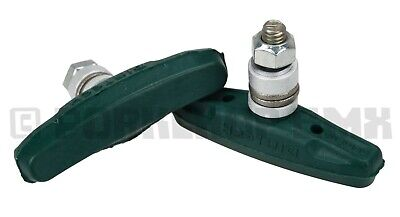 set Of 2 NEW OLD STOCK Dia-Compe Black Threaded Brake Pads OPC30KX Pair