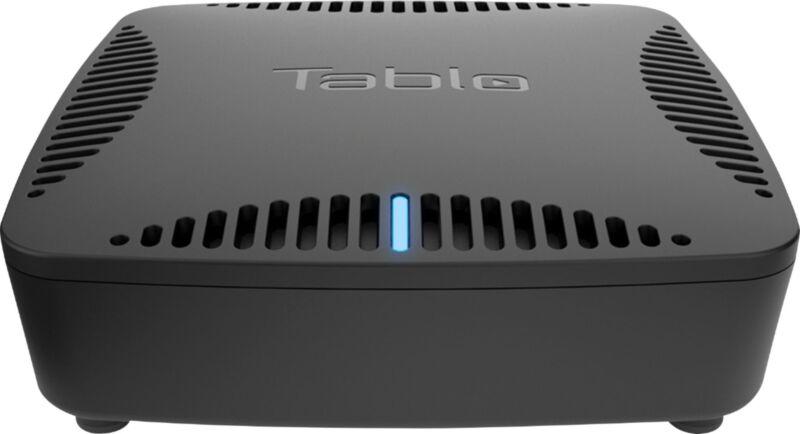 Tablo - DUAL LITE OTA DVR with WiFi - Black