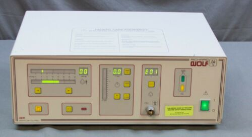 R. Wolf 2231 High Flow Insufflator   (R15)