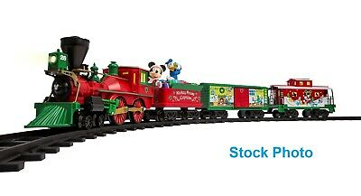 Lionel Disney Mickey Mouse Express READY-TO-PLAY Train SetRemote Controlled NIB