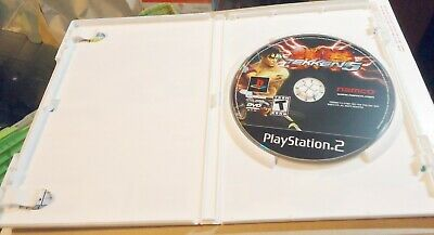 Tekken 5 (Sony PlayStation 2, PS2, 2005)