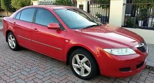 Selling Mazda 6 (2004)
